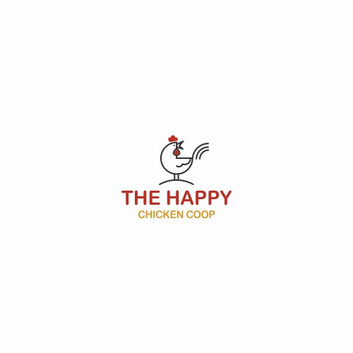 Sustainable living logo centered around raising chickens NEEDED