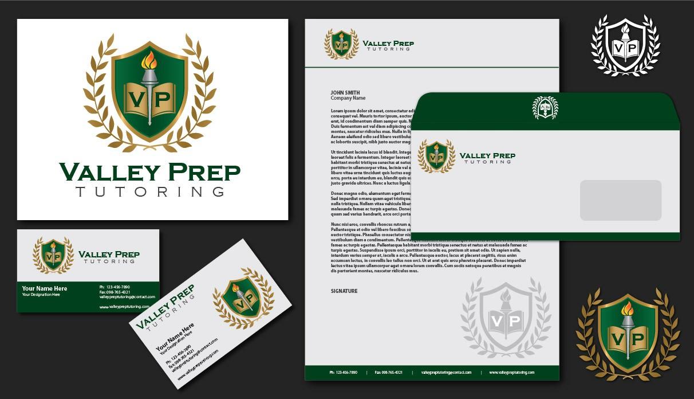 Got Class? Upscale Logo for Valley Prep Tutoring