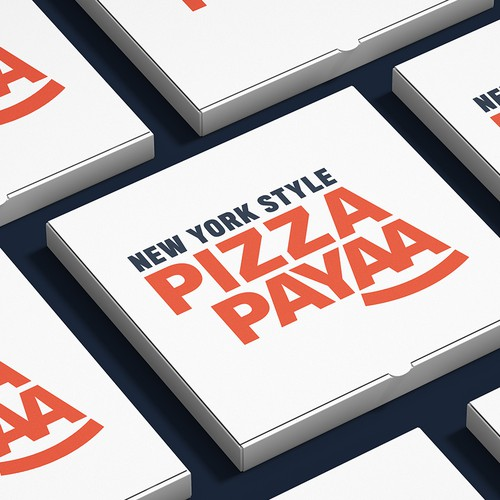 LOGO FOR NEW YORK STYLE PIZZERIA