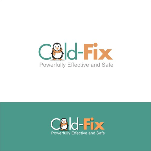 logo concept for Cold Fix