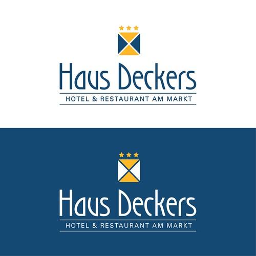 Logo für ein Hotel am Niederrhein