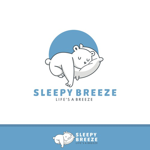 Logo for Sleepy Breeze
