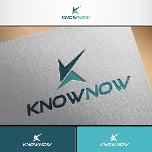 Lettermark K logo for knownow