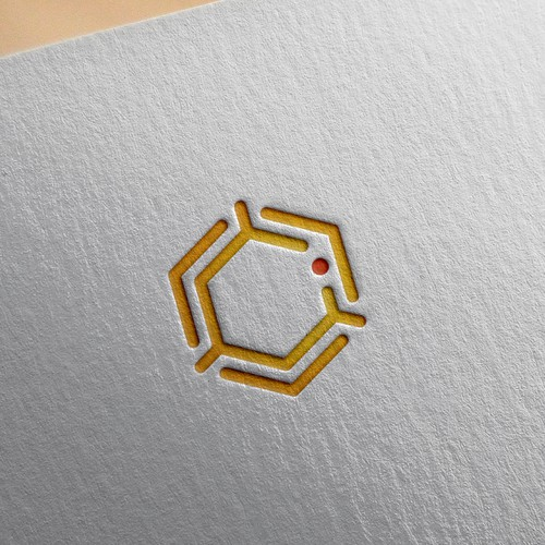 Abstract icon for Bee Scanning Company