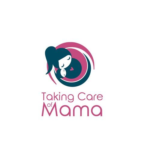 Taking Care of Mama Logo