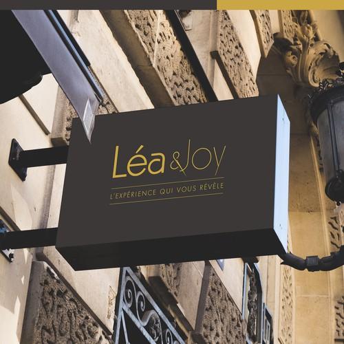 Léa & Joy logo
