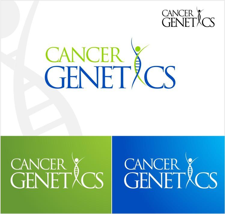 CANCER GENETICS needs a new logo