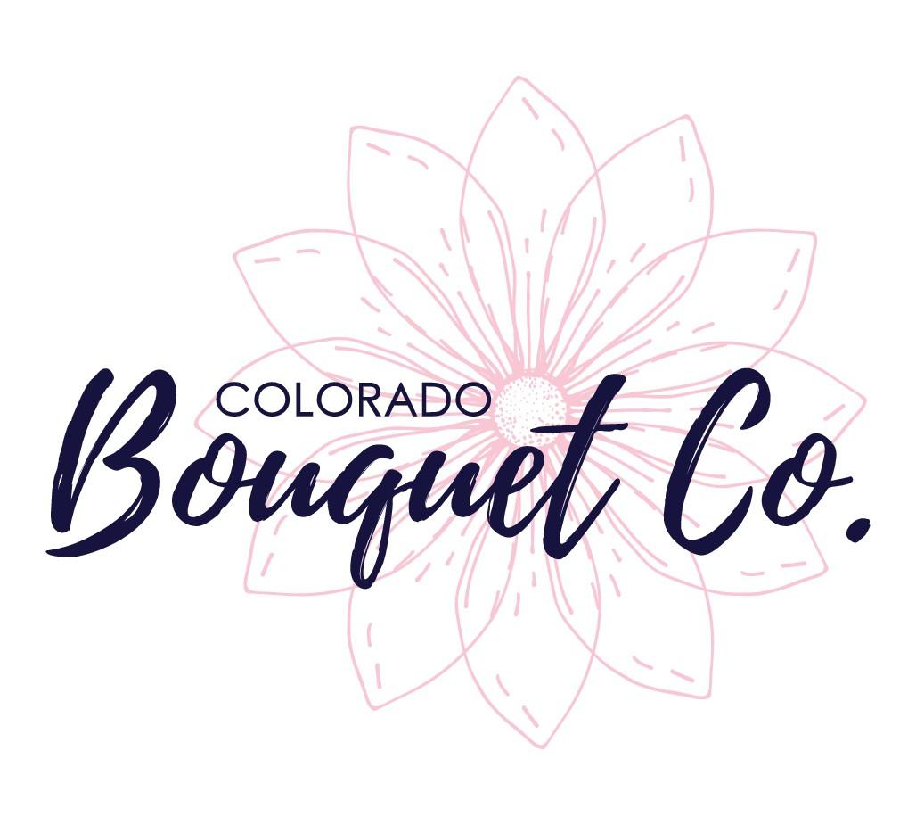 Colorado Bouquet Co.   A Stylish Online Florist Needs Logo Design