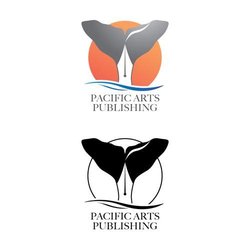 Pacific Arts Publishing Logo