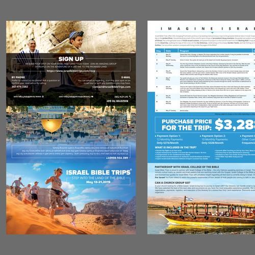 Israel Bible Trips