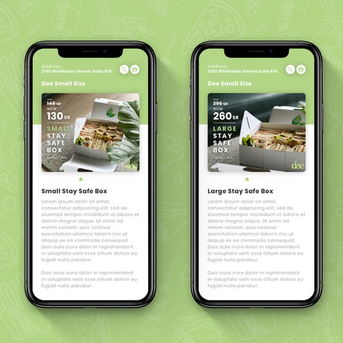 Organic & professional design for the best Sandwich Shop