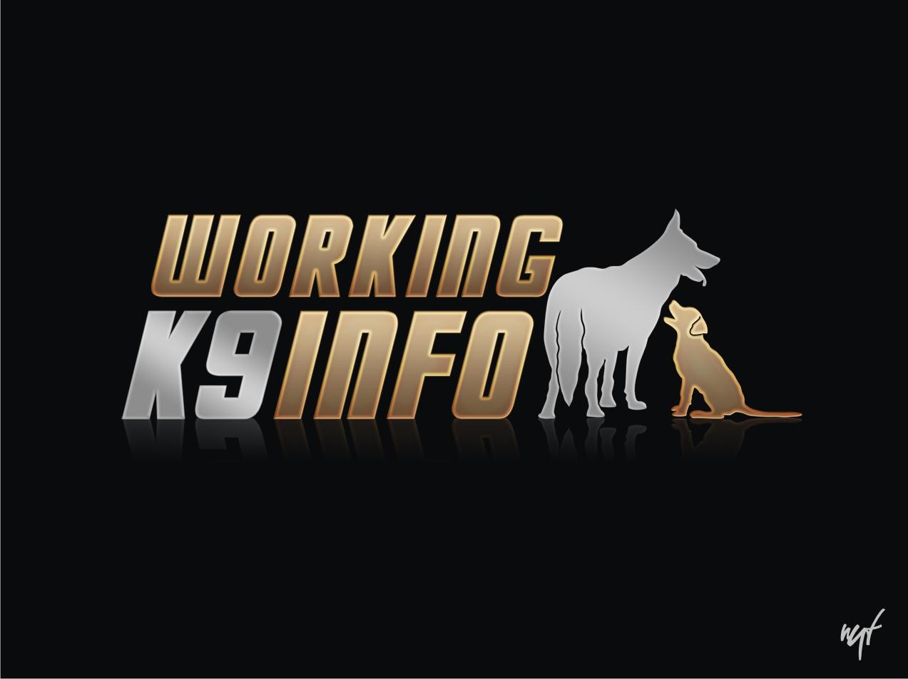 Working K9 Info needs a new logo
