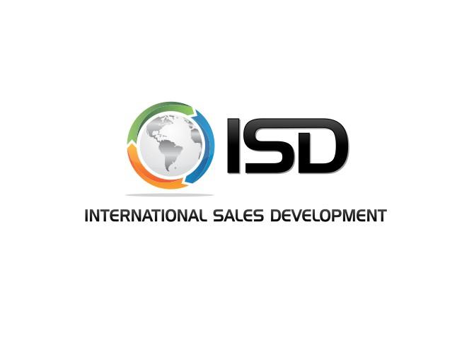International Sales Development needs a new logo