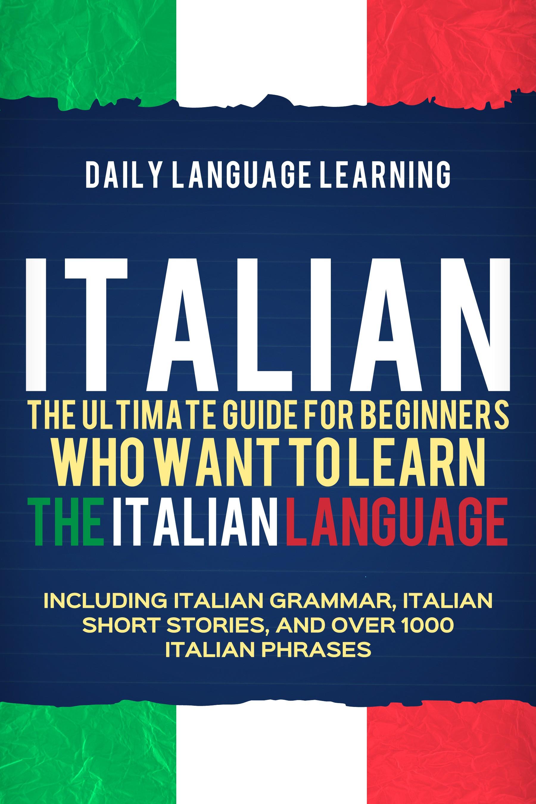 Language instruction covers
