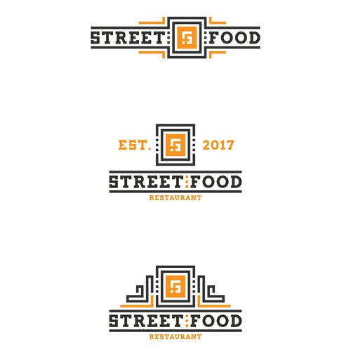 Logo for Street Food brand