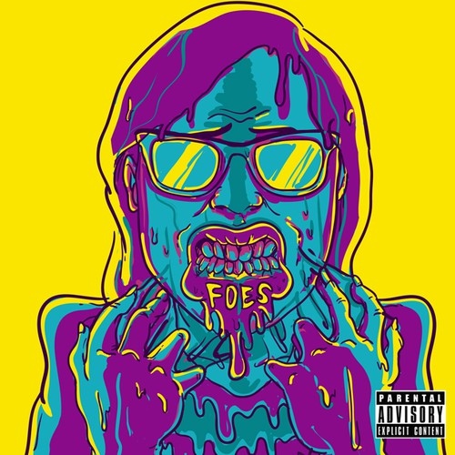 Cover for Foes Debut Self-Titled!