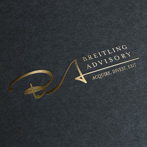 A logo design that shows confidence, safe, stability and quality