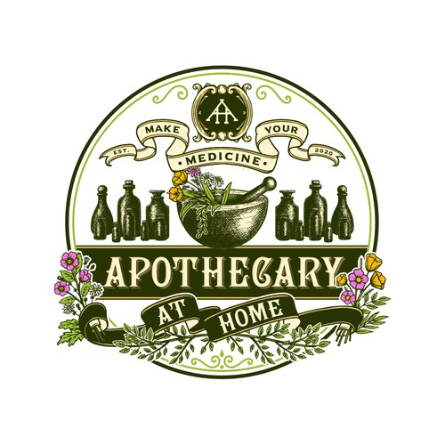 Apothecary At Home