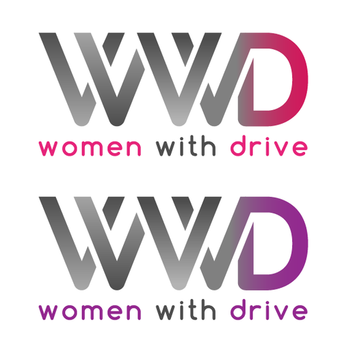 logo women with drive