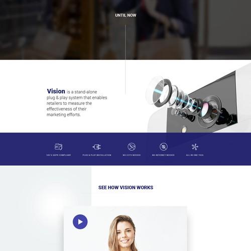 Vision.gl web presentation
