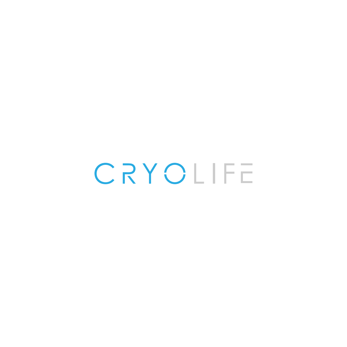 Logo Design CryoLife