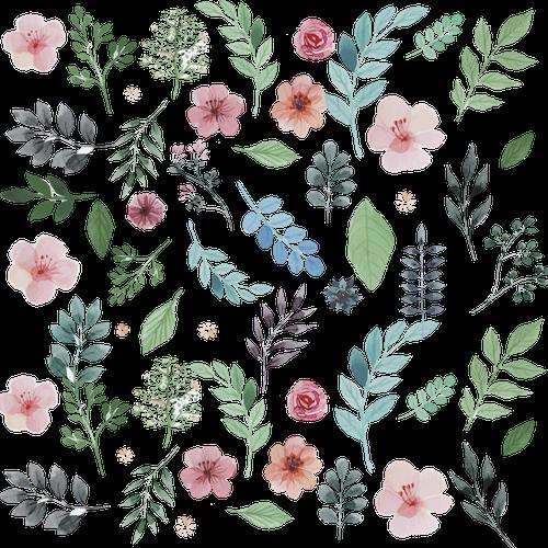 Flower Texture by germogliare