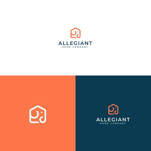 Allegiant Logo concept