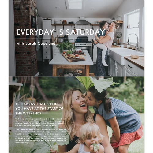 Everyday is Saturday TV Show
