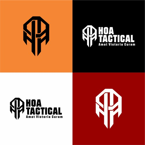 tactical logo design