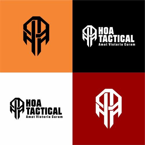 tactical logo design