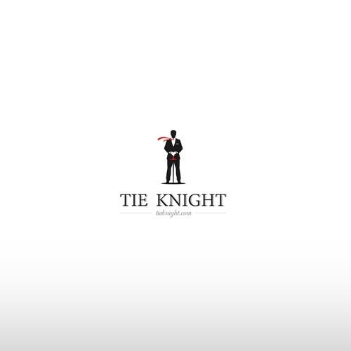 Logo for Tie Knight