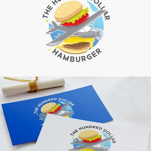 Burger plane