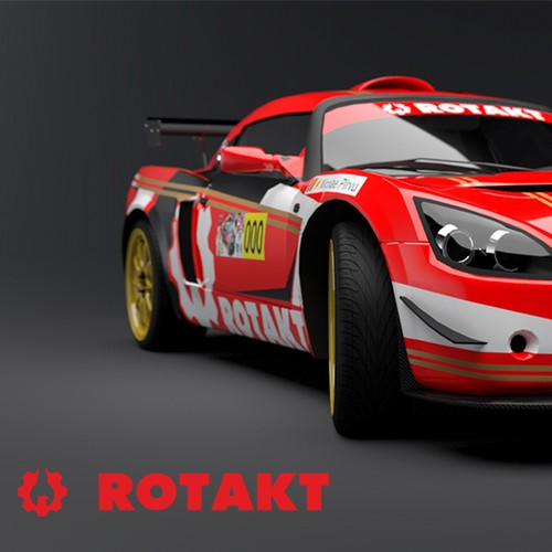 Romanian Racing Livery
