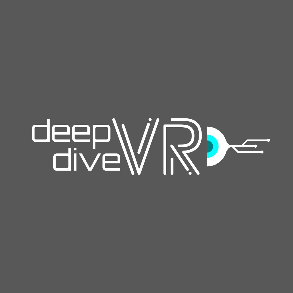 Create a cool and timeless logo for Deep Dive VR