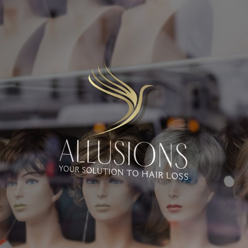 Allusions - Logo and Brand Identity