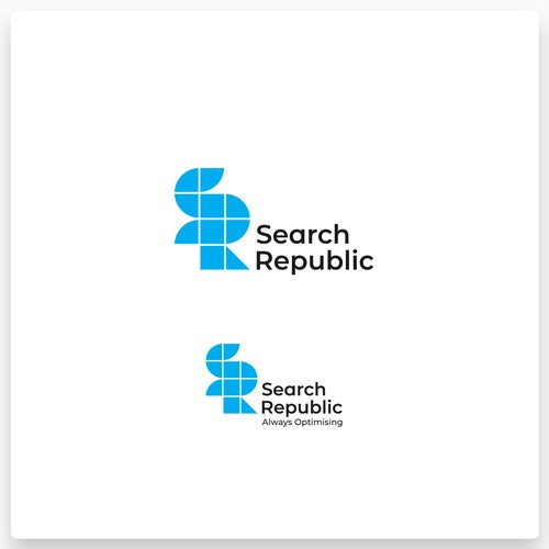 Logo Concept for Search Republic, a Digital Marketing Agency
