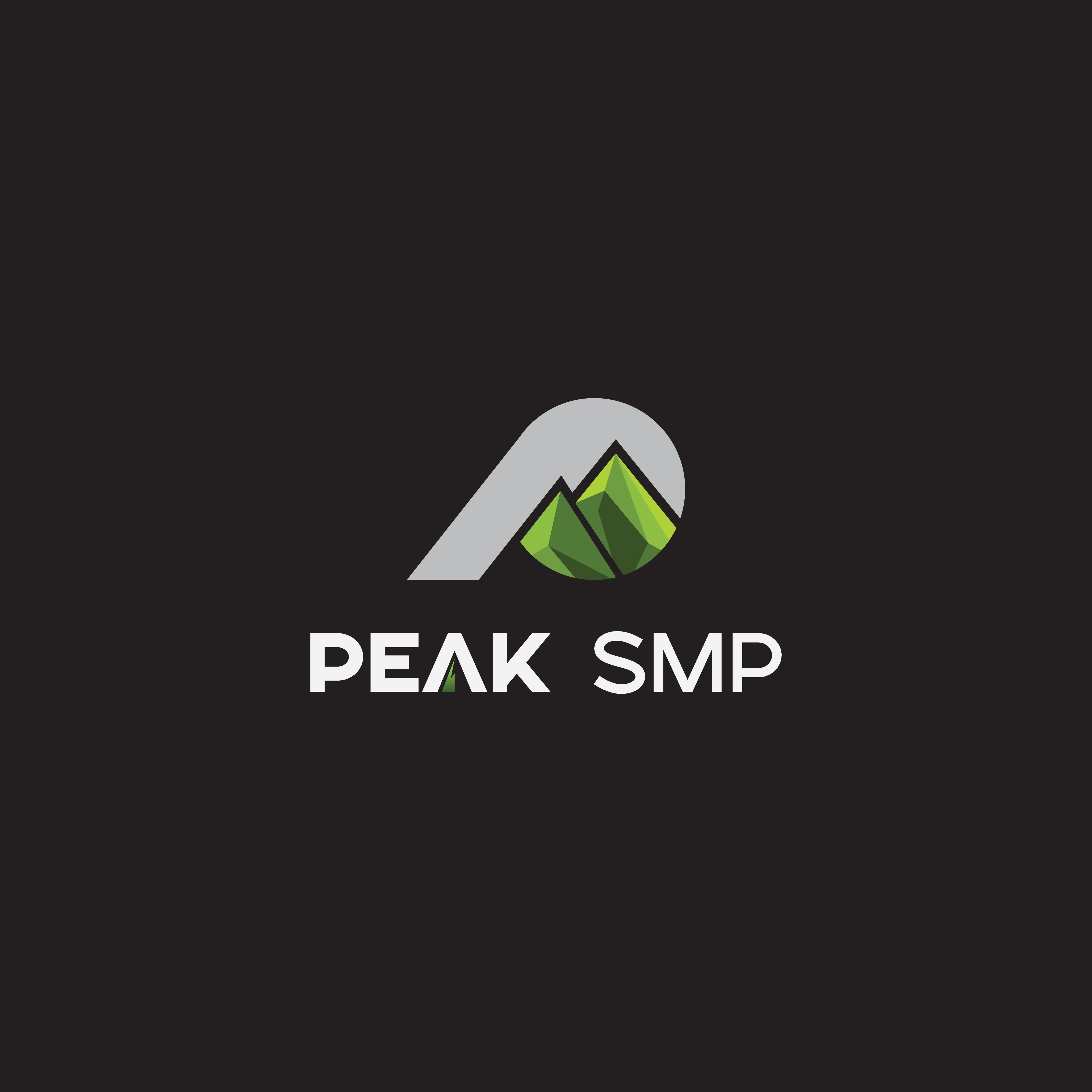 Lifestyle logo that evokes a feeling of transformation and a return to one's peak