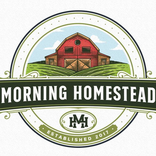 Morning Homestead
