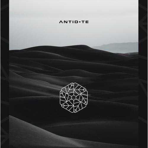 Geometric Logo for Antidote