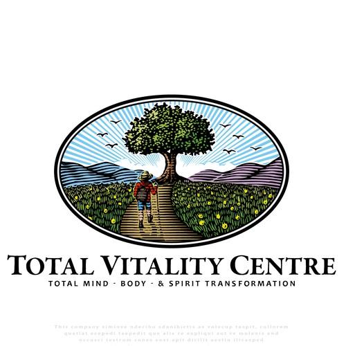 Logo for Total Vitality Center