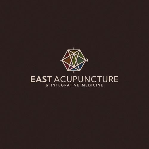«EAST Acupuncture & Integrative Medicine» logo