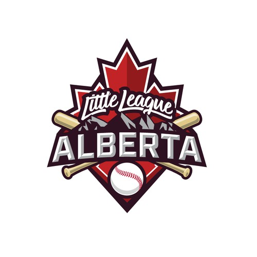 Canadian Baseball Logo