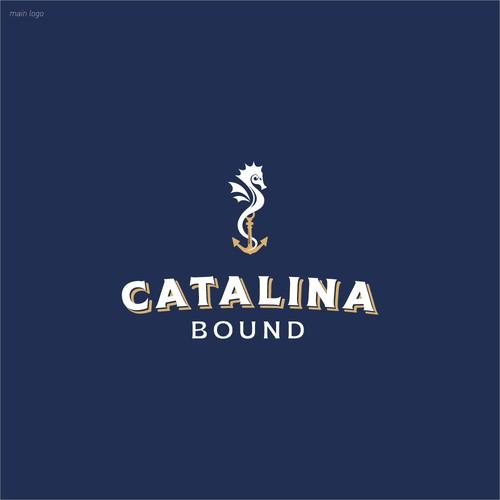 Logo for Indiana/California sailboat