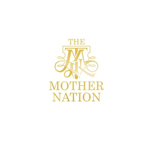 Create a sophisticated logo for mothers who are proud to represent their motherhood