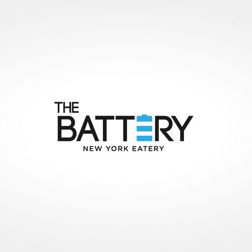 Bold logo for trendy restorant