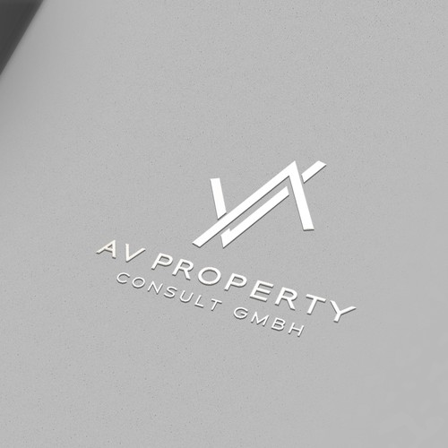 Real estate agency logo