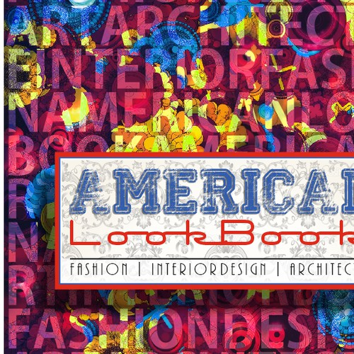 book or magazine cover for American Lookbook
