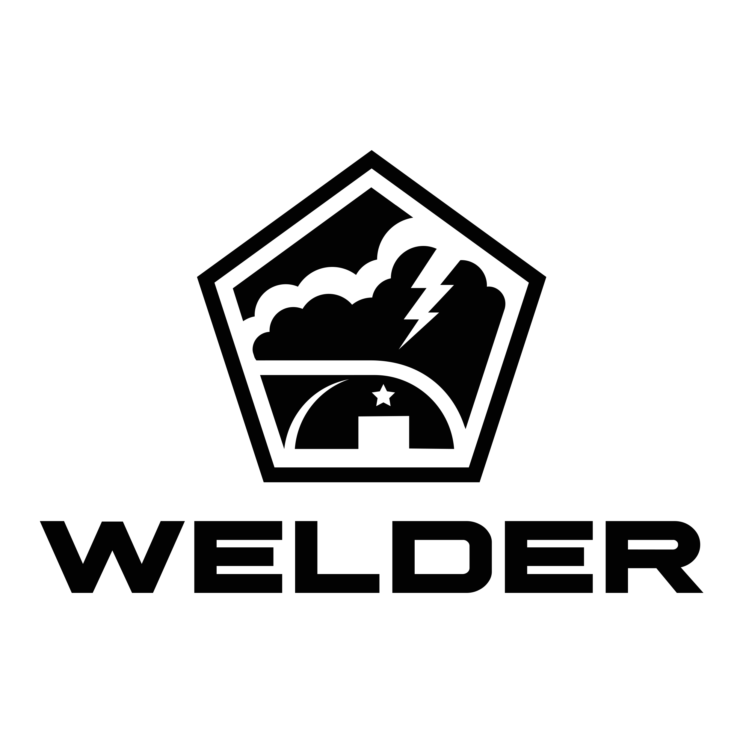 Design a logo for WELDER API for military buildings under extreme weather