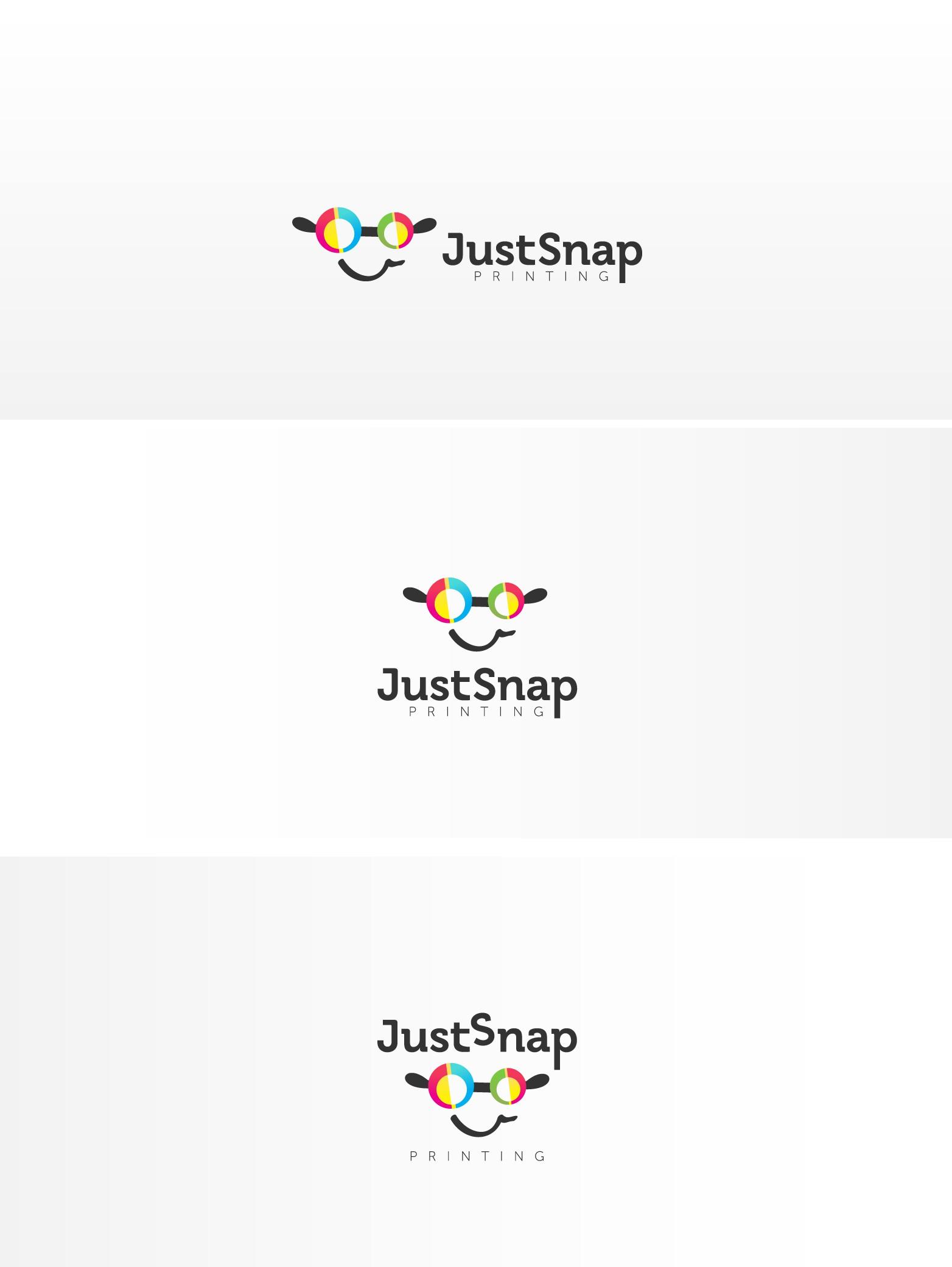 New logo wanted for JustSnap Printing