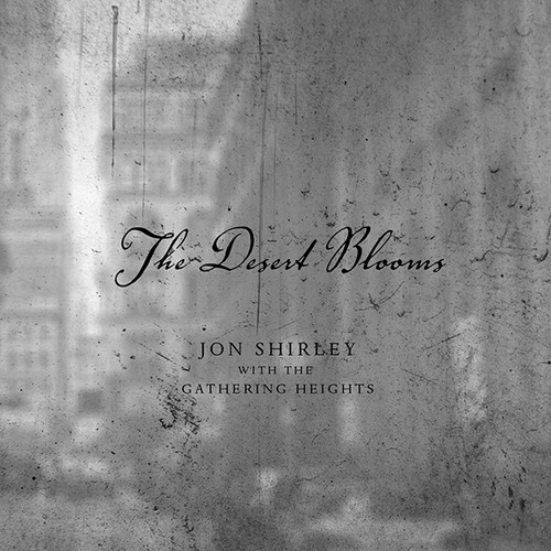 Create the next design for Recording Artist, Jon Shirley